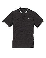 Jacamo Tipped Griffin Polo Long