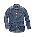 Joe Browns Outlaw Denim Shirt Long
