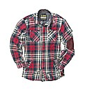Joe Browns Rugged Plaid Check Shirt Long