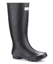 Splash Miss Snappy Wellington Boot