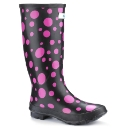 Splash Miss Outgoing Wide Calf Welly