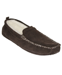 Gumbies Mens Driving Slipper