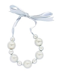 Fresh Cargo Small Pearlescent Necklace