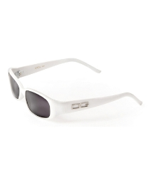 DG Designer Small White Smoke Sunglasses