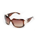 DG Designer Tortoise Smoke Sunglasses