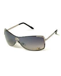 DG Designer Black Vintage Sunglasses