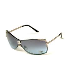 DG Designer Blue Vintage Sunglasses