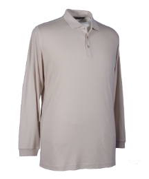 Glenmuir Rhyl Long Sleeve Polo Shirt