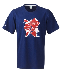 London 2012 Union Jack T-Shirt