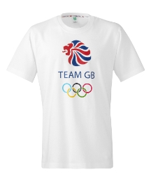 Team GB London 2012 T-Shirt