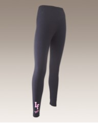 Loyalty and Faith Jersey Leggings