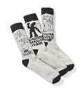 Simpsons 3 Pack Sock Gift Set