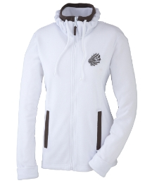 Body Star Spring Zip Fleece Top