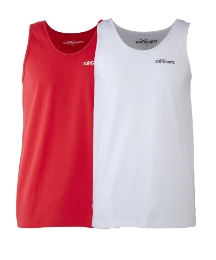 JCM Pack Of 2 Vest Tops