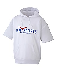 JCM Sports Casual Hooded Top Long