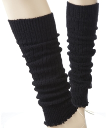 Body Star Ladies Leg Warmers