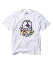 Joe Browns Purple Print T-Shirt