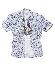 Joe Browns Ditsy Floral Print Shirt