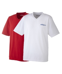 JCM Sports Pack 2 V-Neck T-Shirts