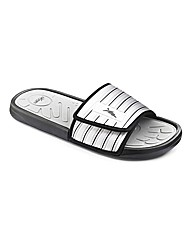JCM Sports Slide Flip Flops Extra Wide