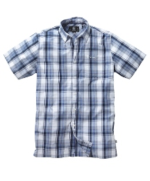 Animal Sanday Checked Shirt