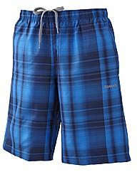 Reebok Checked Swimshorts