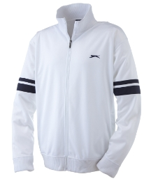 Slazenger Zip Through Funnel Neck Long