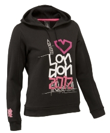 Adidas London 2012 Hooded Top