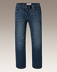 Mens Kickers Jeans 33in