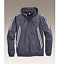 Gola Hooded Windbreaker Jacket Reg