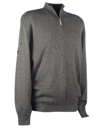 Glenmuir Jupiter Zip Neck Sweater