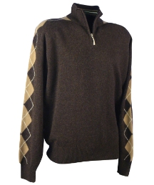 Glenmuir Derwent Zip Neck Sweater