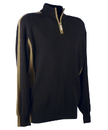 Glenmuir Wrexham Zip Neck Sweater