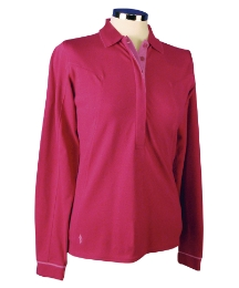 Glenmuir Cerys Long Sleeve Polo