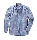Ben Sherman Long Sleeve Stripe Shirt Reg