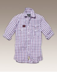 Nickelson Check Shirt Regular