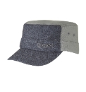 Kangol Grey Wool Army Cap
