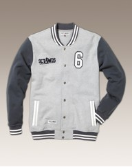 Scott & Woods Baseball Jacket