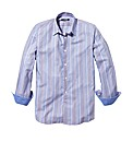Rogers & Son Varied Stripe Shirt Long