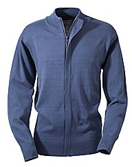 Jacamo Full Zip Cardigan