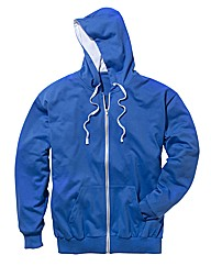 Jacamo Royal Full Zip Basic Hoodie Reg