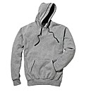 Jacamo Over Head Piped Hoodie Regular