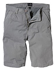Label J Canvas Shorts