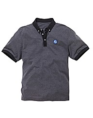 Jacamo B.D.C Polo Shirt Long