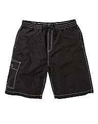 Jacamo Plain Swim Shorts