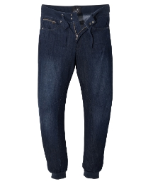 Label J Cuffed Mens Jeans Length 29in