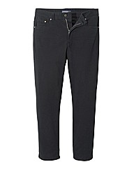 Jacamo Gaberdine Mens Jeans 27 inches