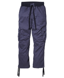 Jacamo Elasticated Cargo Pants Length 33