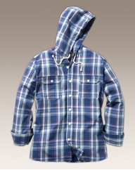Jacamo Hooded Shirt