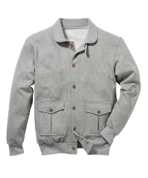 Rogers & Son Fleece Cardigan